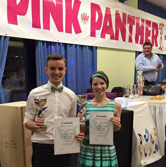 Erfolg auf dem Pink-Panther-Cup in Landshut