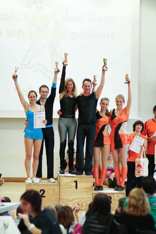 Erfolgreicher Herbst-Cup in Stuttgart