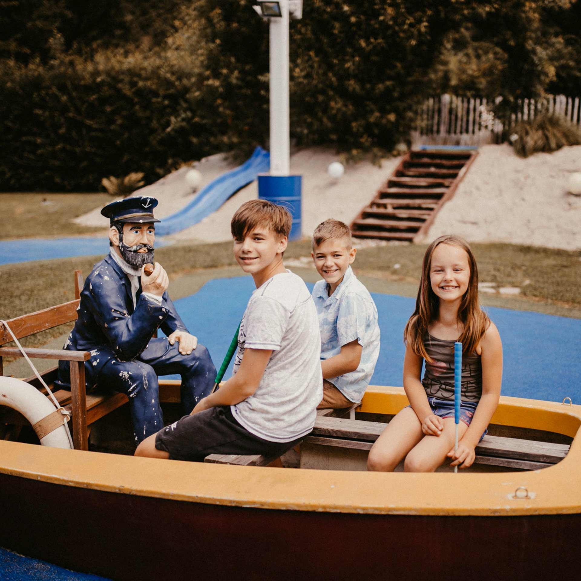 Grillen & Minigolf – Unser Sommerfest 2019